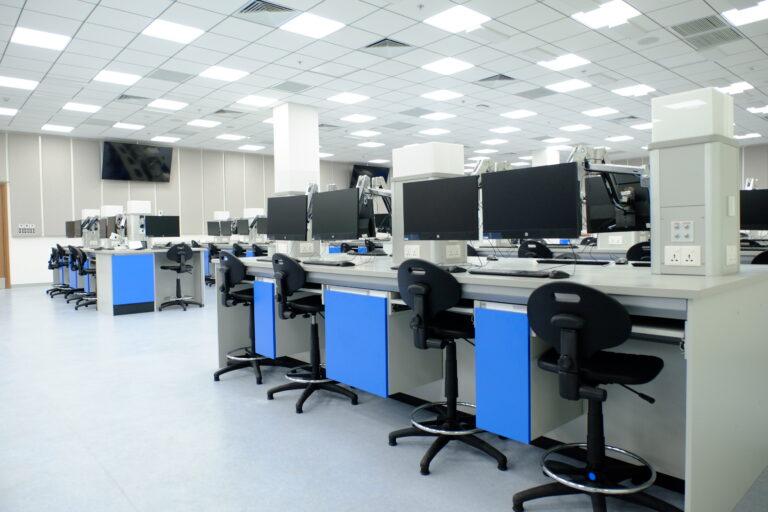 Vin University Laboratory Furniture