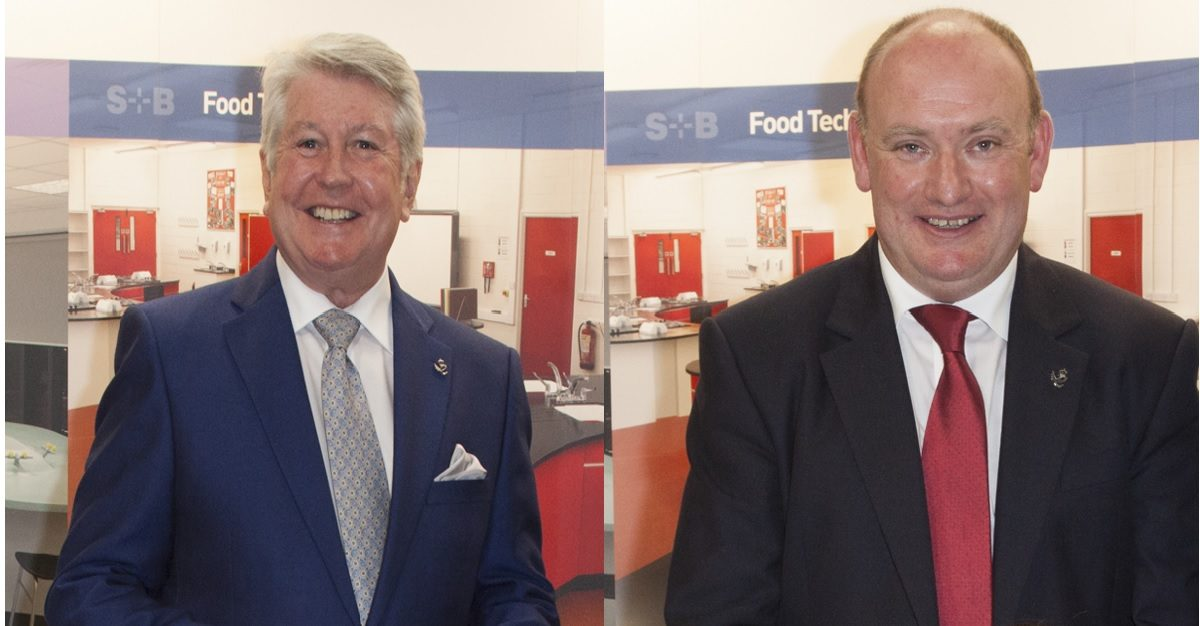 Mike and Paul Owners of S+B UK