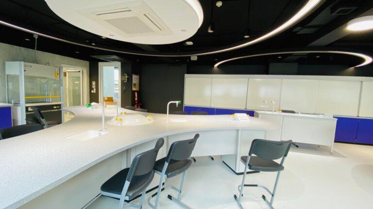 Nord Anglia School Hong Kong Science Lab