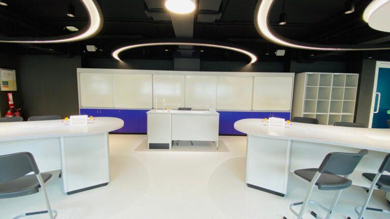Nord Anglia Hong Kong Science Lab
