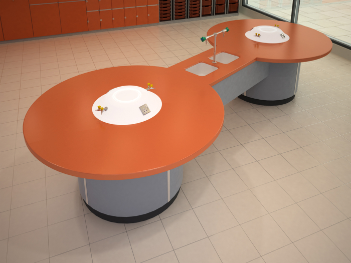 Saturn Light School Furniture System