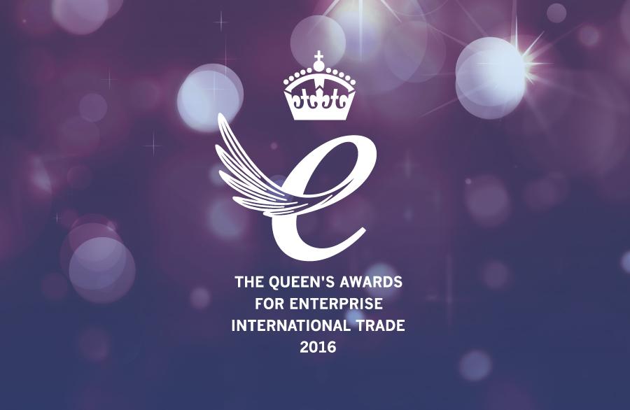 queens award for enterprise international trade 2016
